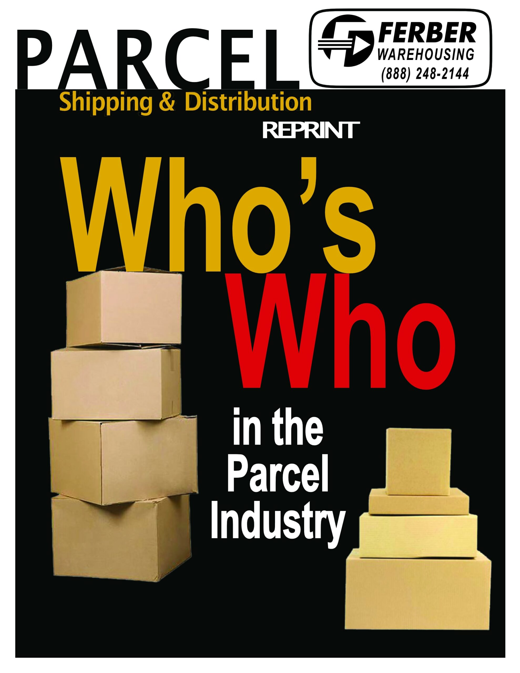 Who's Who in the Parcel Industry.