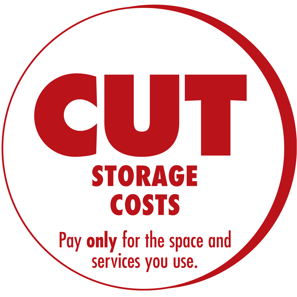 Cut storage costs.